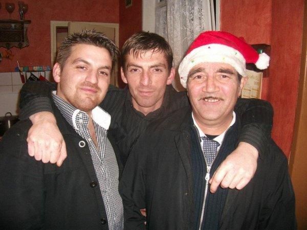 *moi mon frere et mon oncle renaldo