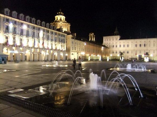 Piazza Castello di Franco Leo à Turin