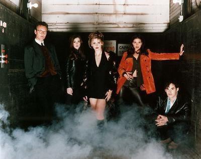 Les Décors de Buffy contre les vampires