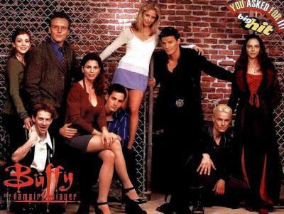 Les Costumes et maquillages... de Buffy contre les vampires