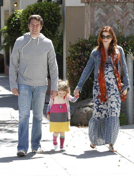 Alyson Hannigan : enceinte de son second enfant !