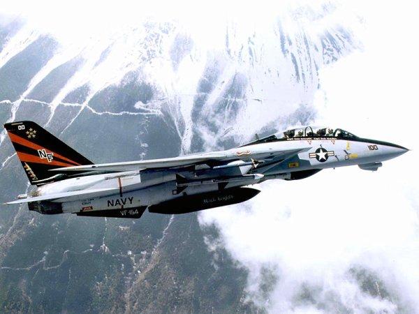 Le F14 en vol