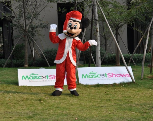 Freshest Christmas Mascot Costumes Collection