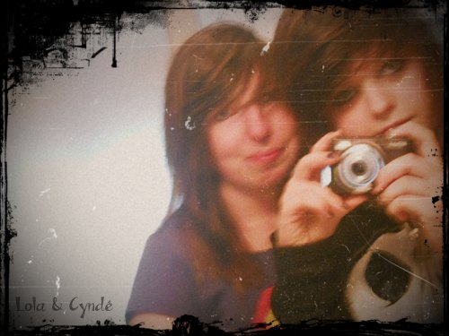 ~ Une amitié dont je suis fière. ~