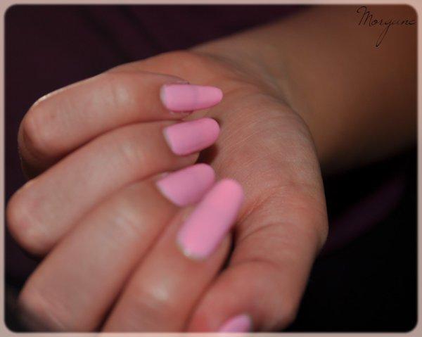 Swatch ! (Yes Love Rose Pastel K002)