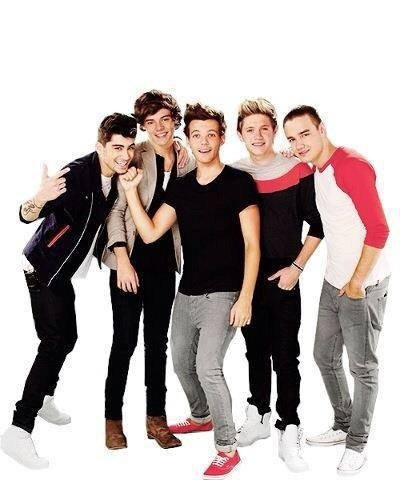 Hi we're One Direction