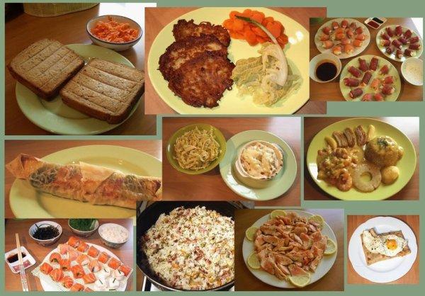 Id es repas minceur bien manger c t cuisine for Menu repas amis