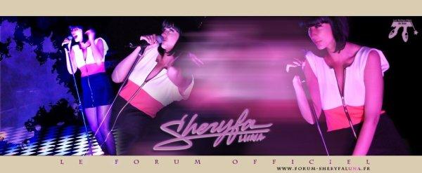 Les sites Officiels de Sheryfa Luna