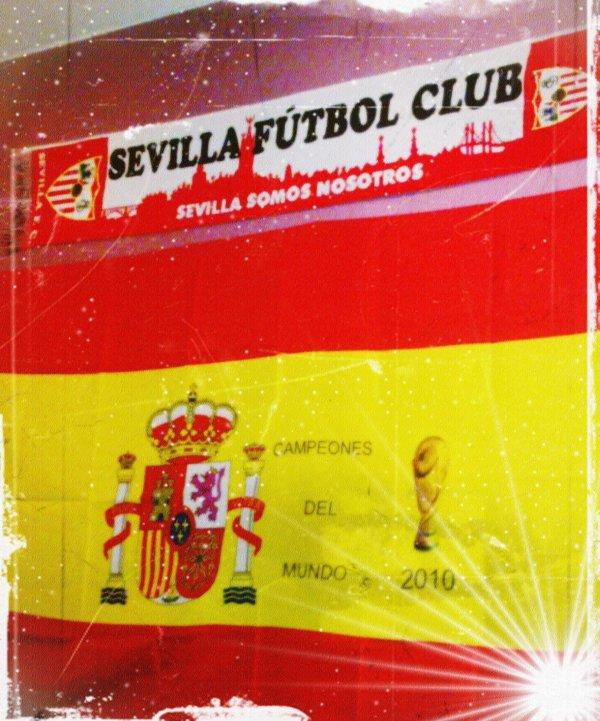 SEVILLA FÚTBOL CLUB ♥♥