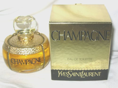 champagne yves saint laurent 50ml