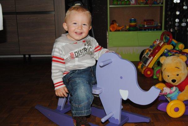 Gabriel 15 mois