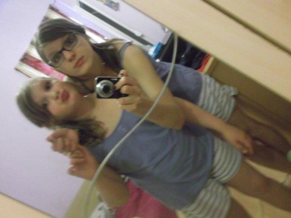 Moi & ma petite soeur comment vous nous trouvé.