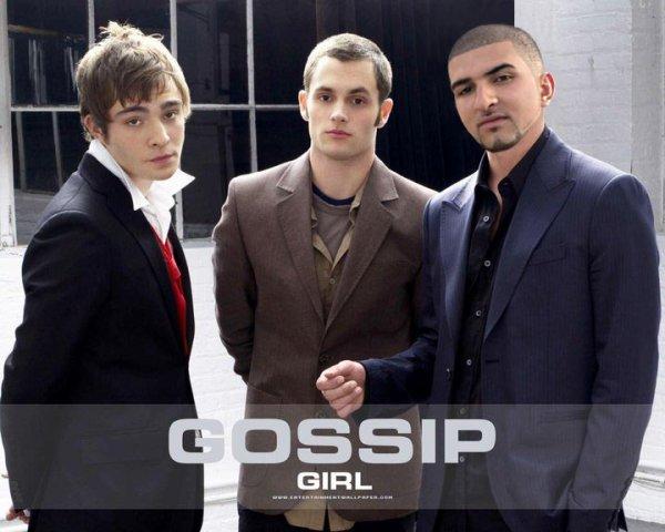 Gossip Girl...^^
