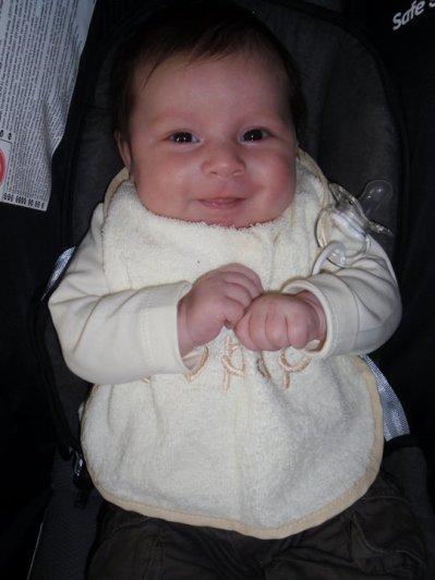 Ma nièce la plus belle.