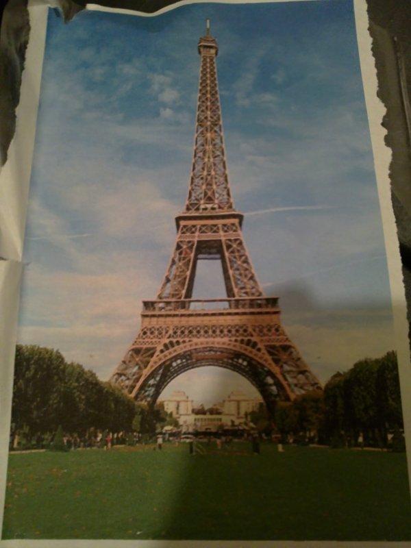 Gravure PARIS ^^