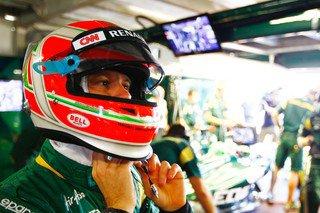 Trulli ravi de ne pas courir dans une F1 dominée par les pneumatiques