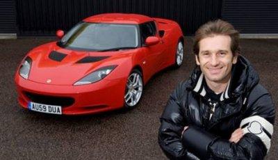 Jarno Trulli chez Lotus