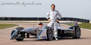 Jarno Trulli a testé la Formula E