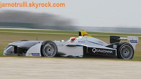Jarno Trulli s'inscrit en Formule E avec son équipe TrulliGP