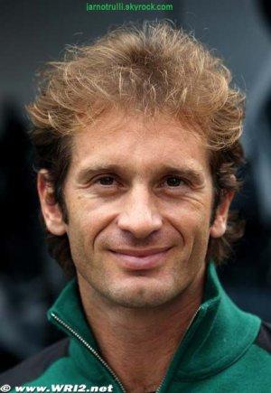 Trulli : Alonso s'est retrouvé au mauvais endroit au mauvais moment