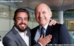 Trulli prévoit une saison difficile pour Alonso chez McLaren
