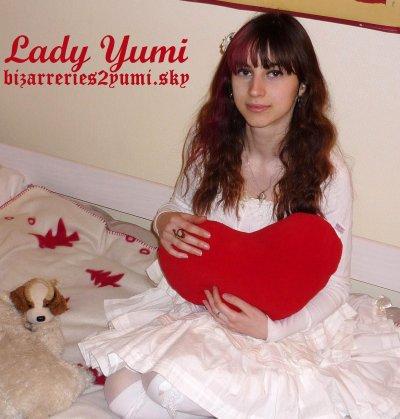 .。oOo。.。oOo。. Les Bizarreries de Yumi .。oOo。.。oOo。.   ❖ 14/03/10 ❖