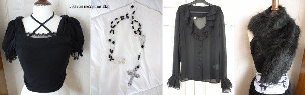 .。oOo。.。oOo。. Les Bizarreries de Yumi .。oOo。.。oOo。.  ☆♥ Nouveautés dans ma garde-robe ♥☆
