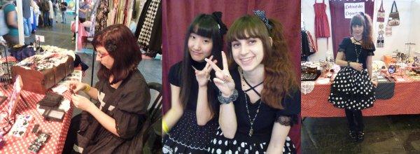 .。oOo。.。oOo。. Les Bizarreries de Yumi .。oOo。.。oOo。.   ♥ JAPAN EXPO - 1ere partie ♥