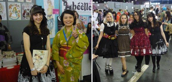 .。oOo。.。oOo。. Les Bizarreries de Yumi .。oOo。.。oOo。.   ♥ JAPAN EXPO 2012 - compte rendu ♥