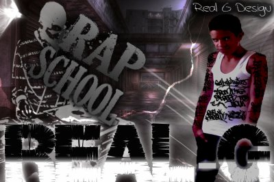 ReaL-G - Rap SchOoOL