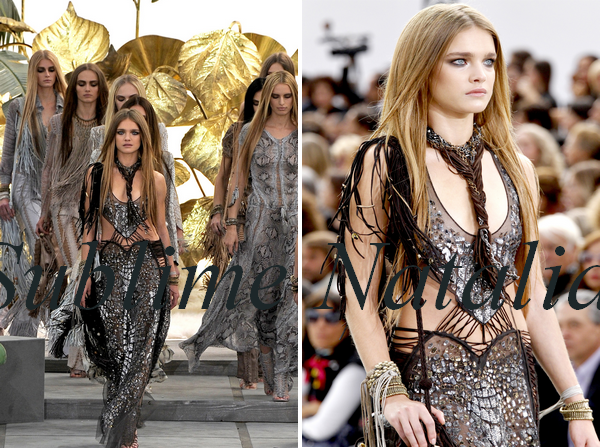 Roberto Cavalli, Spring Summer 2011, Milan Fashion week