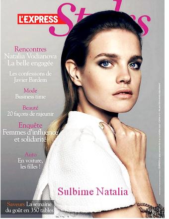 L'express styles, 6 Octobre 2010