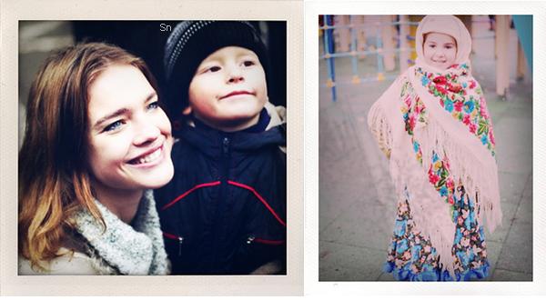 Natalia for Raketa, et ENCORE de nouvelles photos des ouvertures des aires de jeu (adorables, d'ailleurs...)