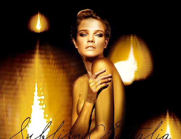 Guerlain collection les Ors, behind the scene, vidéo Harper's Bazaar awards et le tournage Belle du seigneur