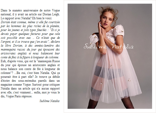 Les sous-entendus du Vogue Paris Octobre 2010... (merci à willa-willa!)