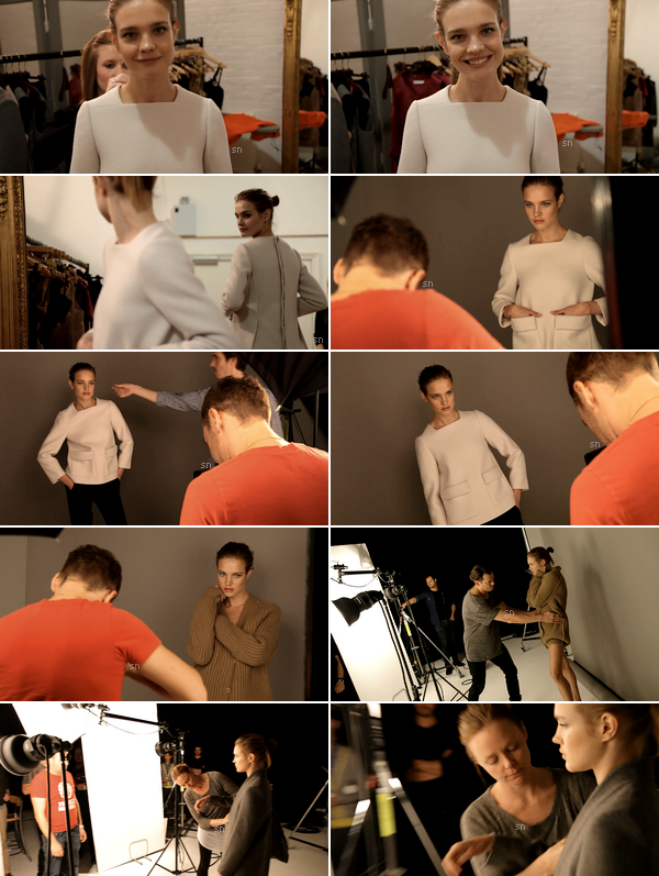 Stella McCartney F/W 2011 . making of