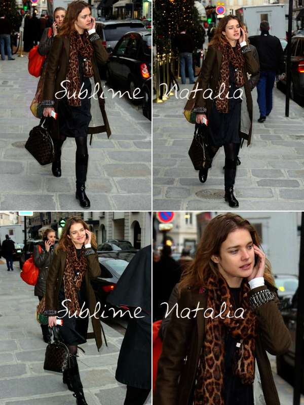 Natala à Paris