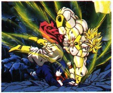 Gohan vs broly blog de gohanultimate - Dragon ball z broly le super guerrier vf ...