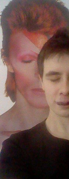 Moi et mon idole David Bowie