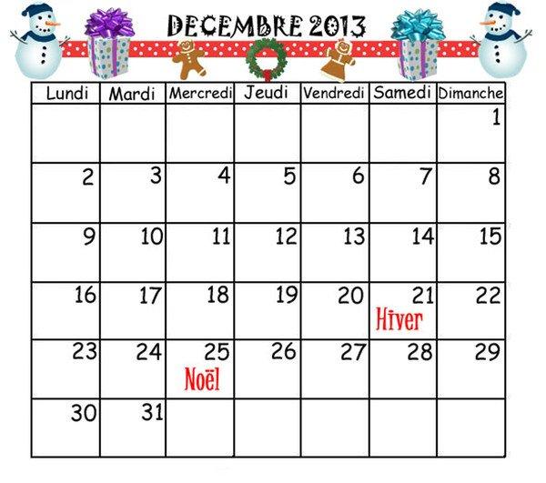 bon moi de décembre 2013