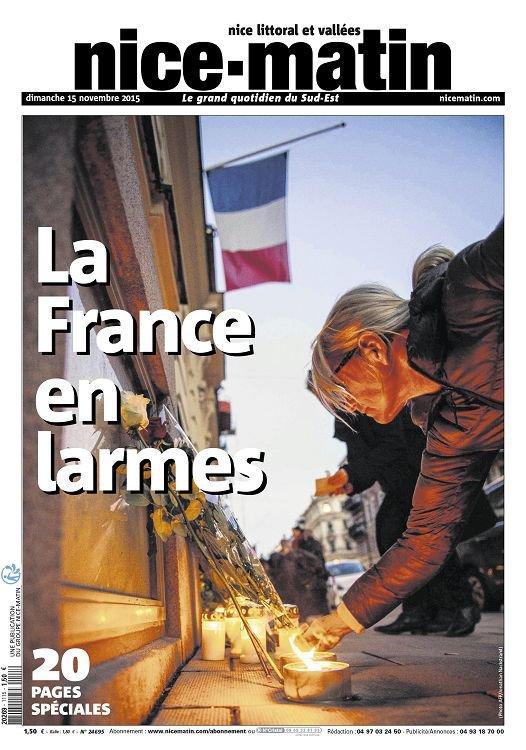 Clique sur l'image.Attentat de Nice.Faites circuler cette bougie en hommage aux victimes