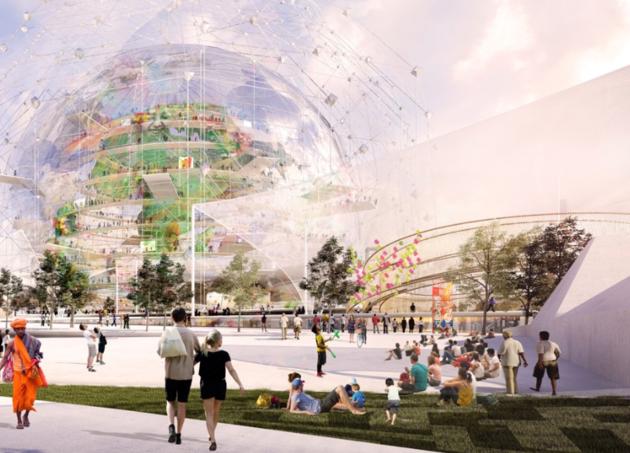 Croisière et véhicules autonomes pour porter les couleurs de la Normandie à l'Expo universelle 2025