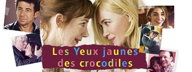 ce soir c les yeux jaunes des crocodiles