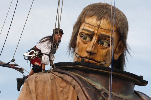 500 ans du Havre. La troupe Royal Deluxe recrute pour la Parade des Géants