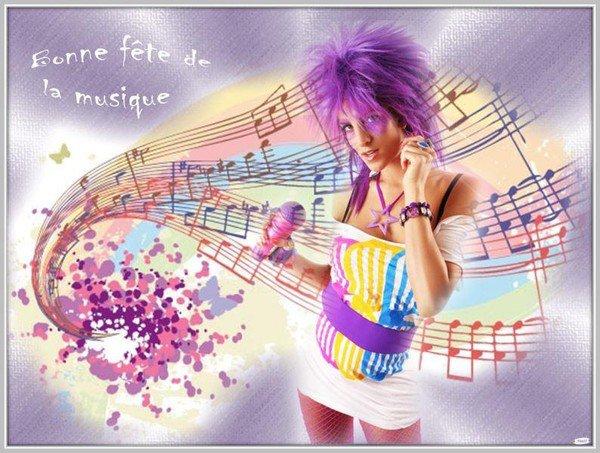 bonne féte de la musique