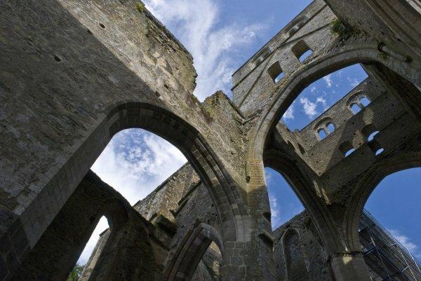 Patrimoine. Abbayes, châteaux, usine… Les cinq plus belles ruines de Normandie