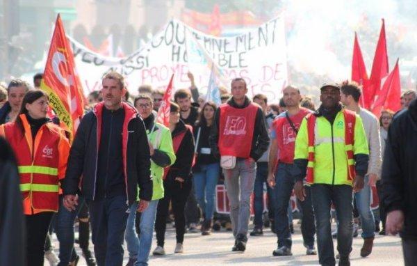 CARTE. Grève de la fonction publique : toutes les manifestations du 10 octobre en Normandie
