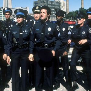ce soir c police academy