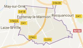Camion contre une voiture, près de Caen : pronostic vital engagé pour un conducteur