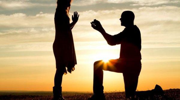 ce soir c la demande en mariage